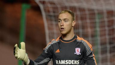 Jason Steele: Fully fit after ankle surgery