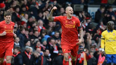Martin Skrtel: Liverpool defender happy to have remained at Anfield