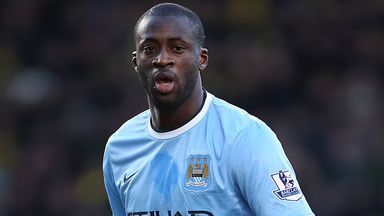 Yaya Toure: Manchester City midfielder escapes sanction