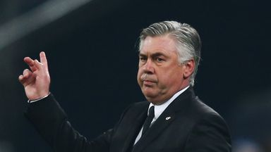 Carlo Ancelotti: Real Madrid coach not looking to raid PSG