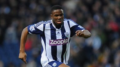 Victor Anichebe: Urged West Brom to stop the rot at Swansea