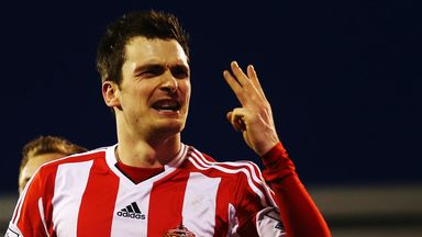 Adam Johnson: Inspirational against West Ham but Sunderland still lost