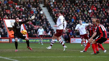 Keith Treacy: Burnley winger is full of praise for Sean Dyche