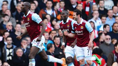 Carlton Cole: Happy with West Ham's form but insists there is a lot of work still to do