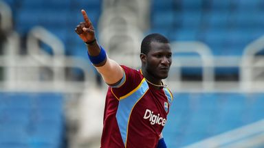 Darren Sammy: West Indies skipper in confident mood
