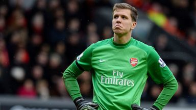 Wojciech Szcsesny: Three points are all that matter