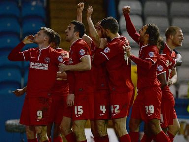 Charlton: Can celebrate victory in Sheffield again
