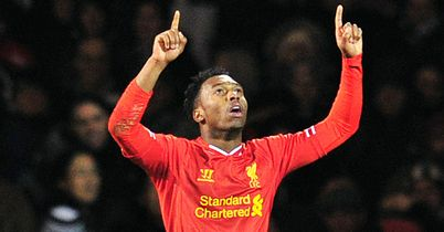 Daniel Sturridge: Closing in on Ruud van Nistelrooy's record