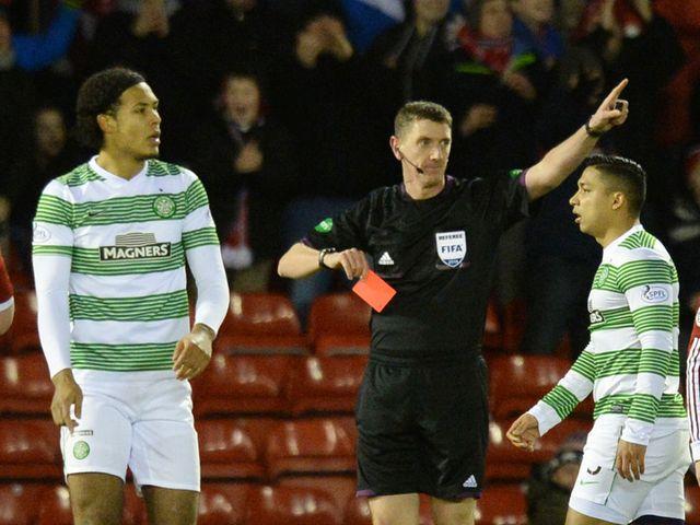 Virgil van Dijk: Free to play as Celtic appeal