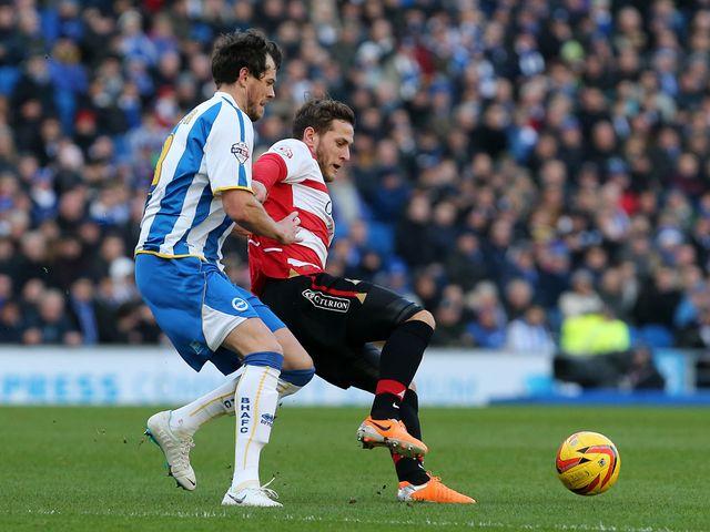 Billy Sharp (R): Starts three-match ban