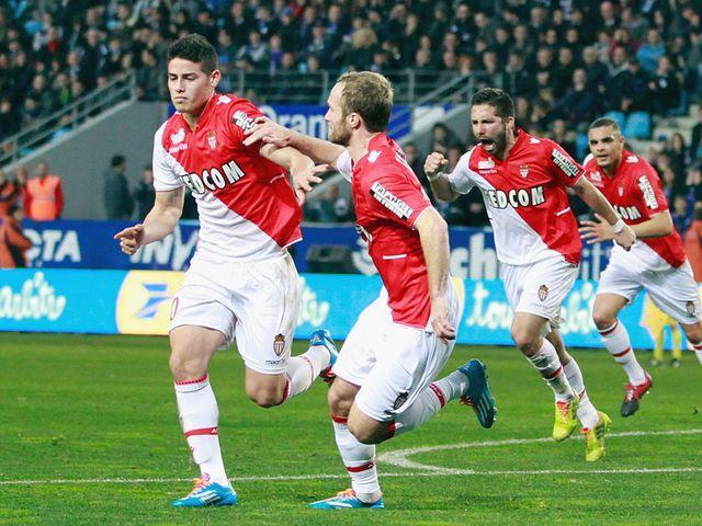 Valere Germain: Jika James Pergi, Monaco Bisa Beli Pemain Baru - berita Liga Spanyol