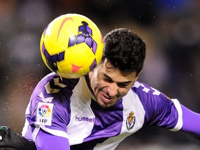 Javi Guerra scored for Real Valladolid