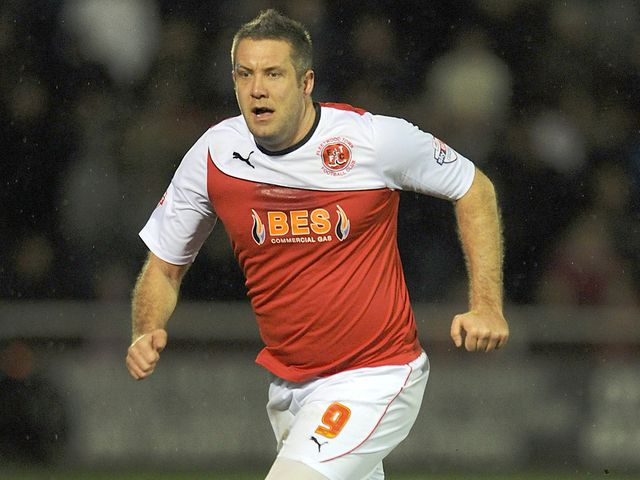 Jon Parkin: Came closest to breaking the deadlock