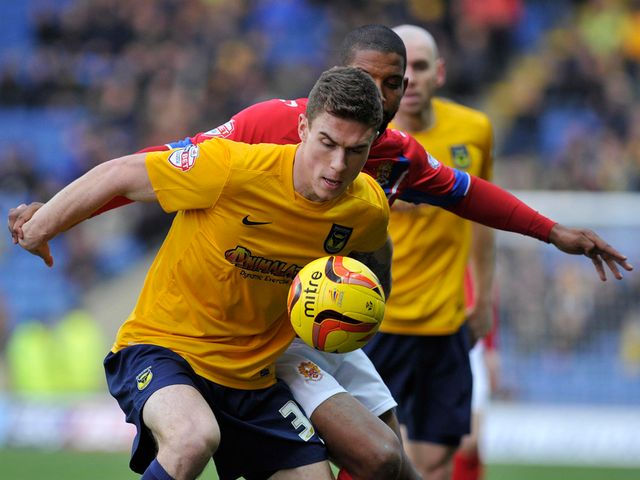 Josh Ruffels: Equalised for Oxford