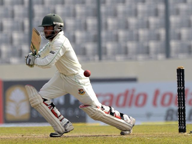 Mominul Haque: Backbone of the innings