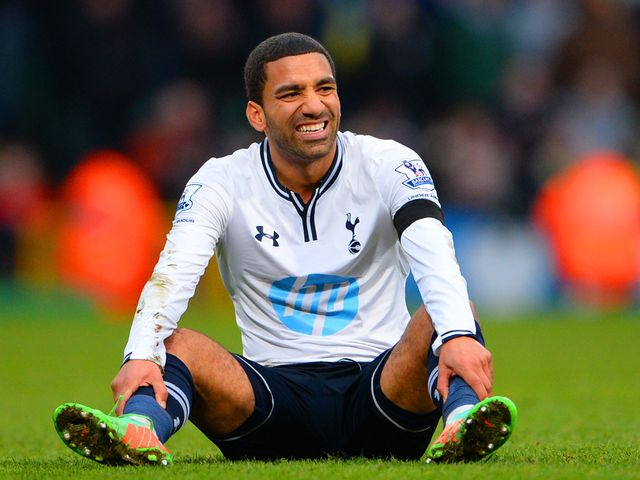Aaron Lennon: Linked with move to Manchester United