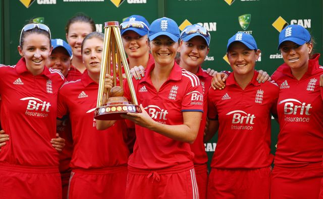 England won the women's Ashes despite defeat in Sydney