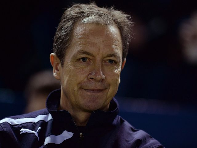 Gray: Delighted with the performance of his players