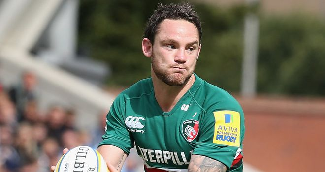 Ryan Lamb: Fly-half joins Worcester