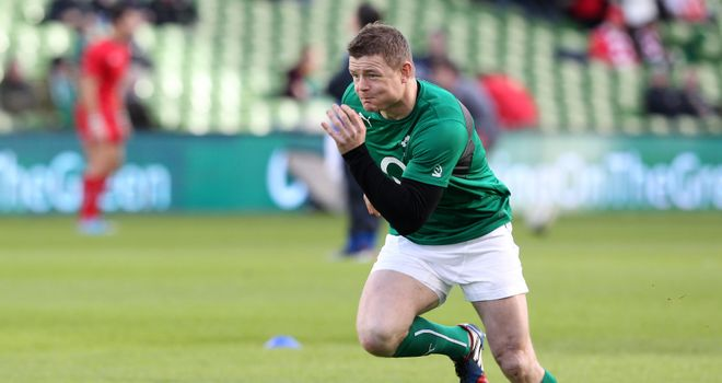 O'Driscoll: Ready to face England