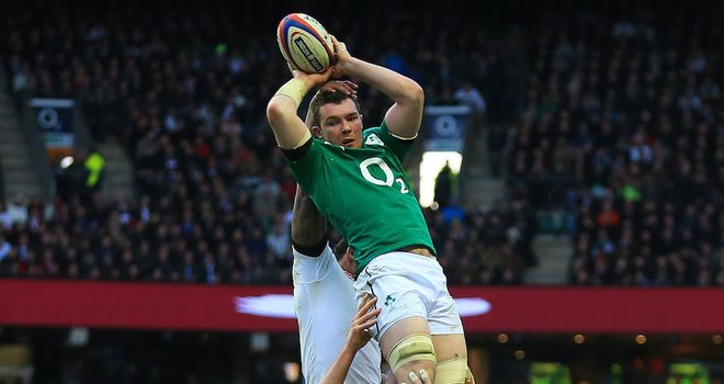 Peter O'Mahony: Back in starting XV after hamstring injury