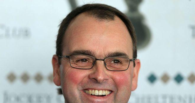 Alan King: Hopeful for last year's winner Godsmejudge