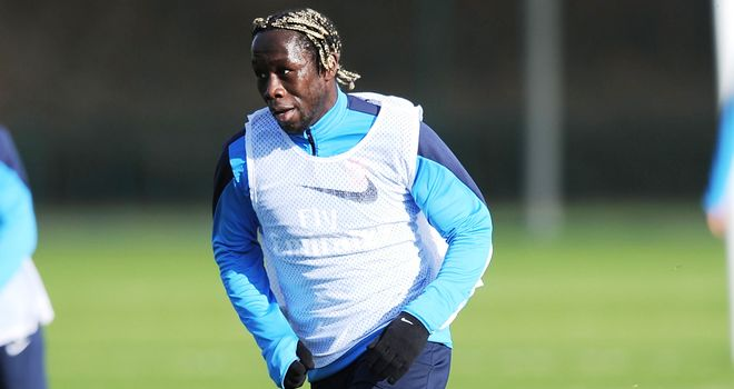 Bacary Sagna: May be tempted to leave Arsenal this summer