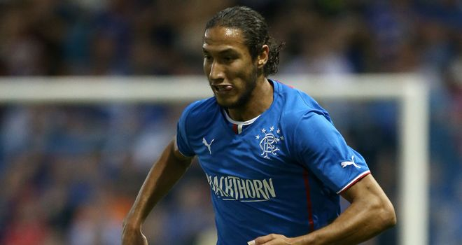 Bilel Mohsni: Second goal for Rangers in win over Forfar