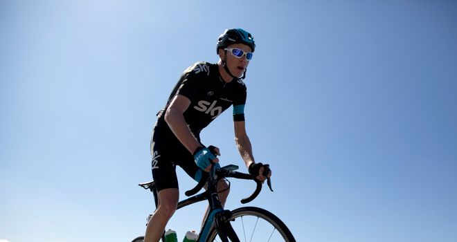 Chris Froome: Will skip the Milan-San Remo classic