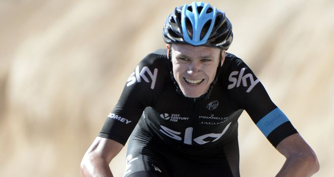 Chris Froome: Aiming to win second straight Tour de France in 2014