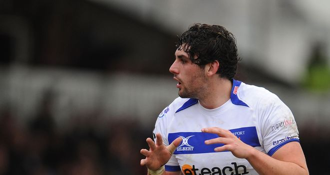 Cory Hill: Crossed for Newport Gwent Dragons