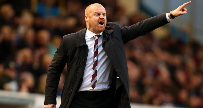 Sean Dyche: Hoping for better calls
