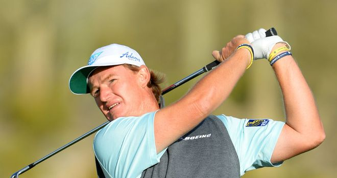 Ernie Els: Great Open record
