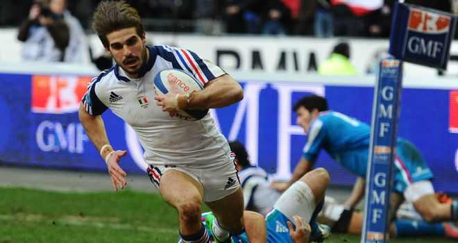 Hugo Bonneval: Recalled on the wing for the third Test