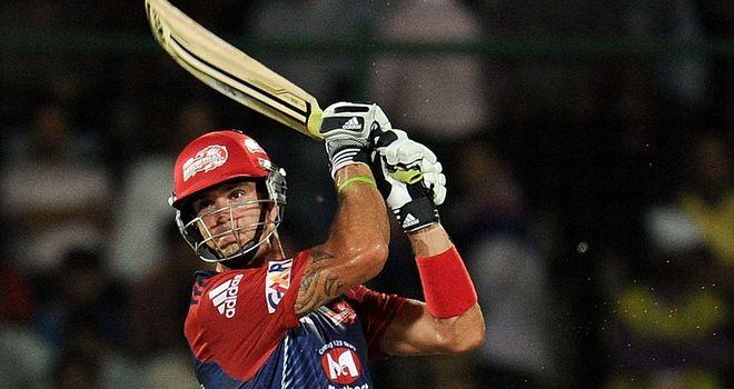 Kevin Pietersen: St Lucia stint for batsman