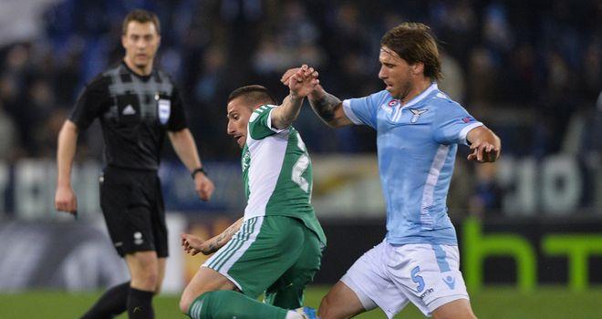 Ludogorets: Secured a superb 1-0 win over Lazio in Rome