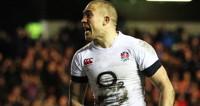 Mike Brown: England full-back has been in impressive form