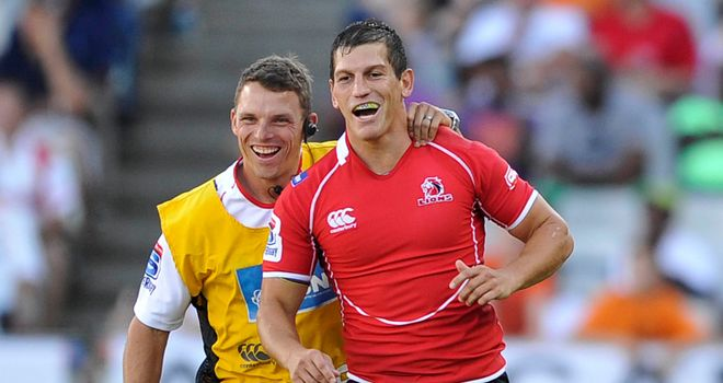 Marnitz Boshoff: Was the hero for the Lions in week one
