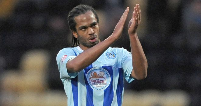 Nathan Delfouneso: Bagged Coventry's winner