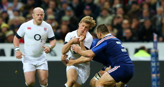 Billy Twelvetrees: Looking to bounce back against Scotland