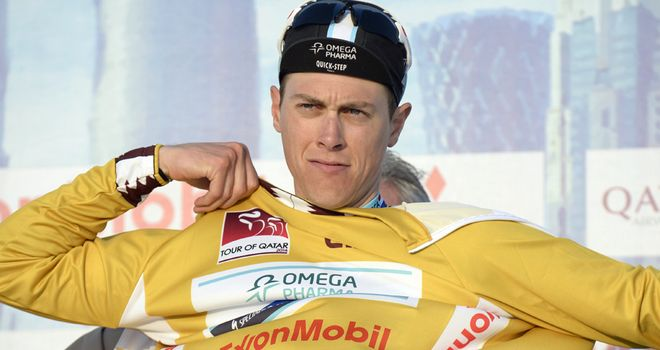 Niki Terpstra: Looking good for the Classics after Qatar success