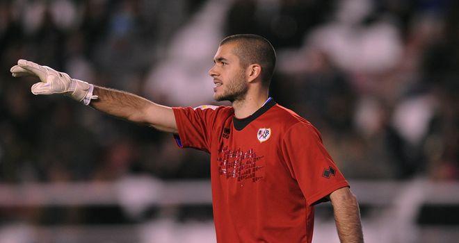 Ruben Martinez: Solid performance in goal