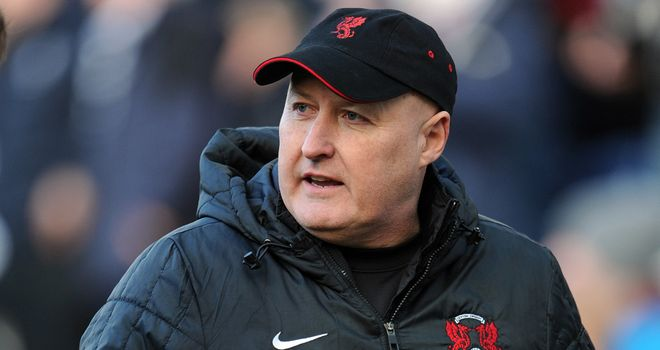 Russell Slade: Has no complaints