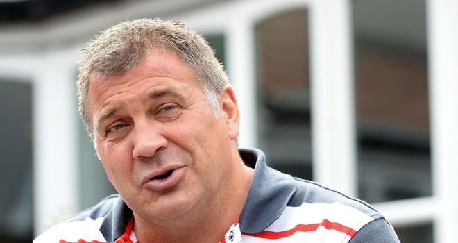 Shaun Wane: Relieved to beat Catalan