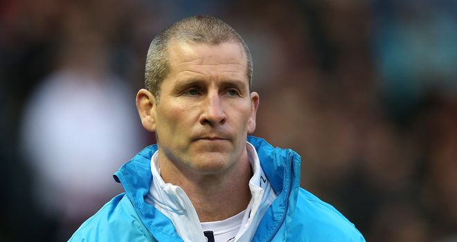 Stuart Lancaster: Confident David Wilson will deputise well for Dan Cole against Ireland