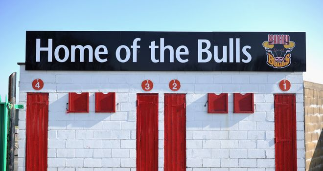 Bradford Bulls: Have forfeited competition points for the second time in two years
