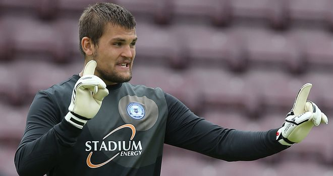Bobby Olejnik: Peterborough keeper denied Walsall