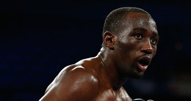 Terence Crawford: American confident of victory in Glasgow