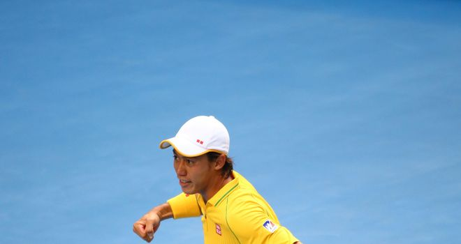 Kei Nishikori: Memphis title for second year in a row