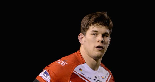 Louie McCarthy-Scarsbrook: Saddned at the Broncos' relegation